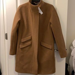 Brand new JCrew Cocoon Wool Coat